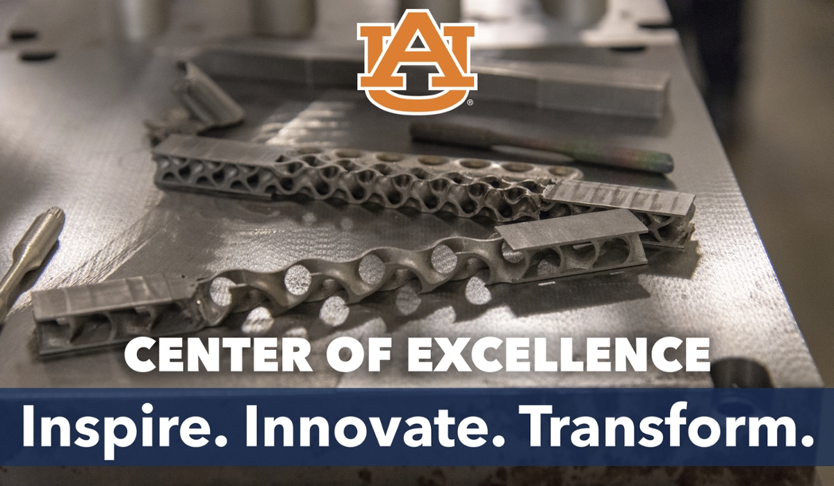 Inspire. Innovate. Transform. - Center of Excellence