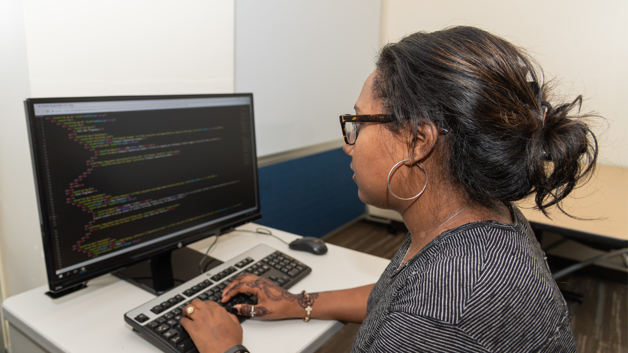 Black women are an underrepresented group in the field of computing.