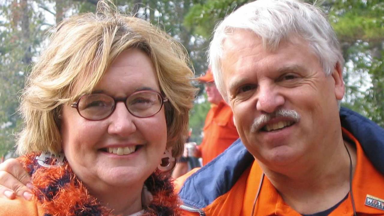 Peggy and Pete Cerny