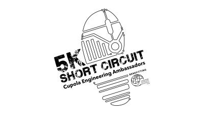 Short Circuit 5K graphic