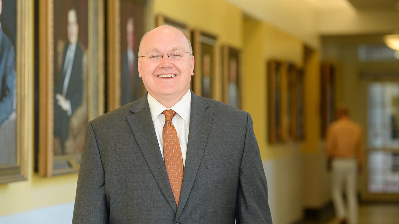 Dean Christopher B. Roberts