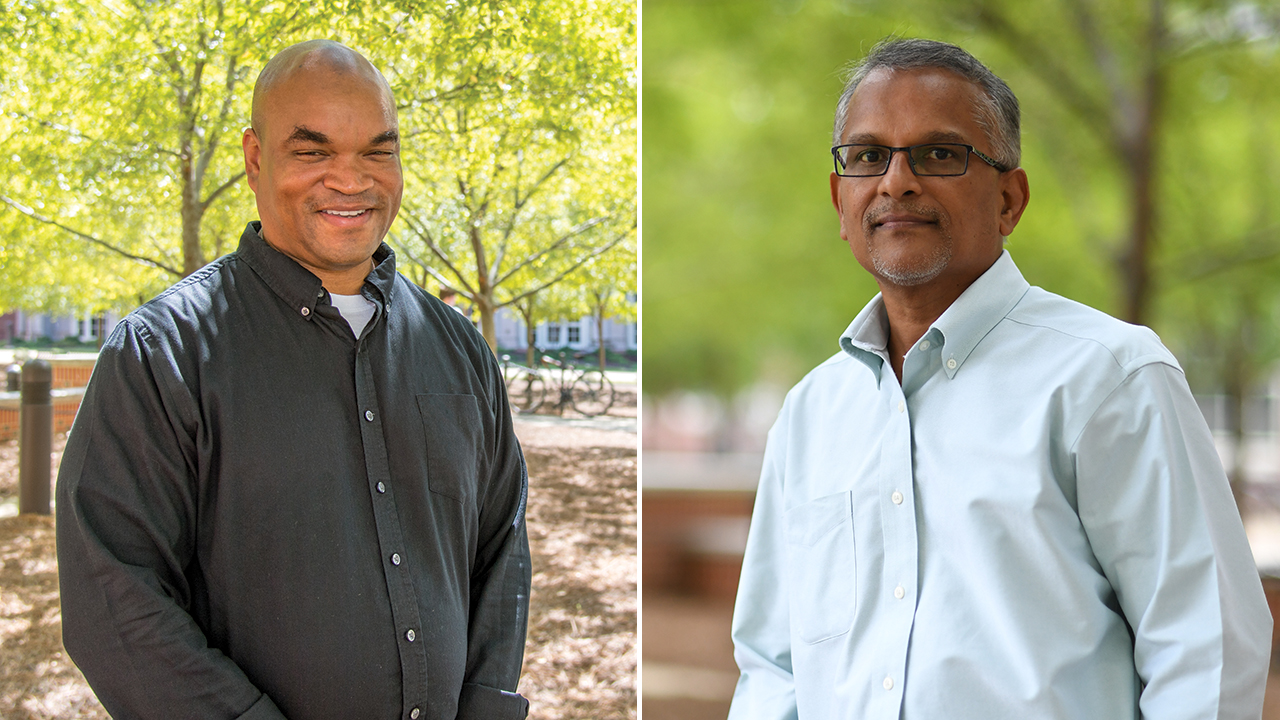 Gerry Dozier and Hari Narayanan