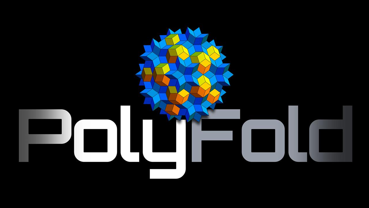 PolyFold logo