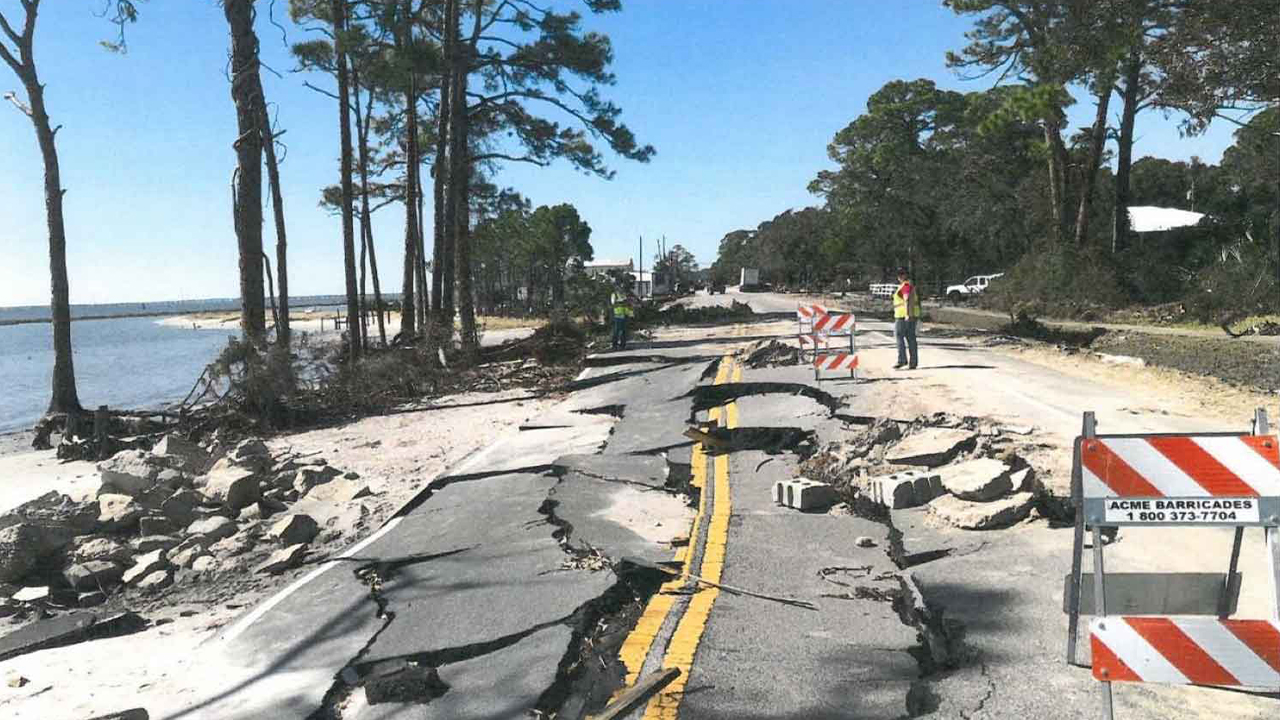 NOAA has granted Auburn University researchers $1.5M to help mitigate impacts of sea level rise.