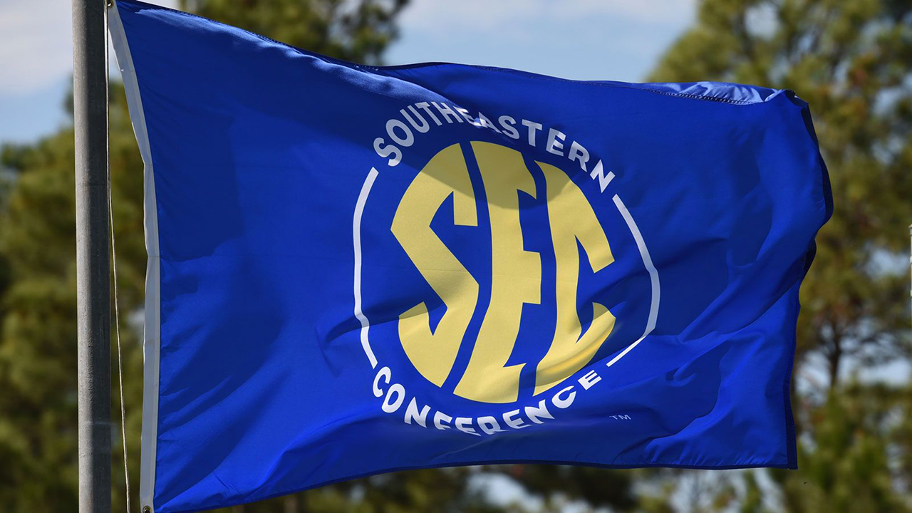 Southeastern Conference flag