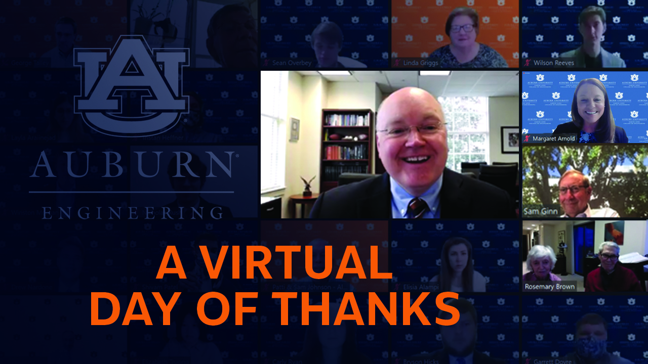Virtual Day of Thanks