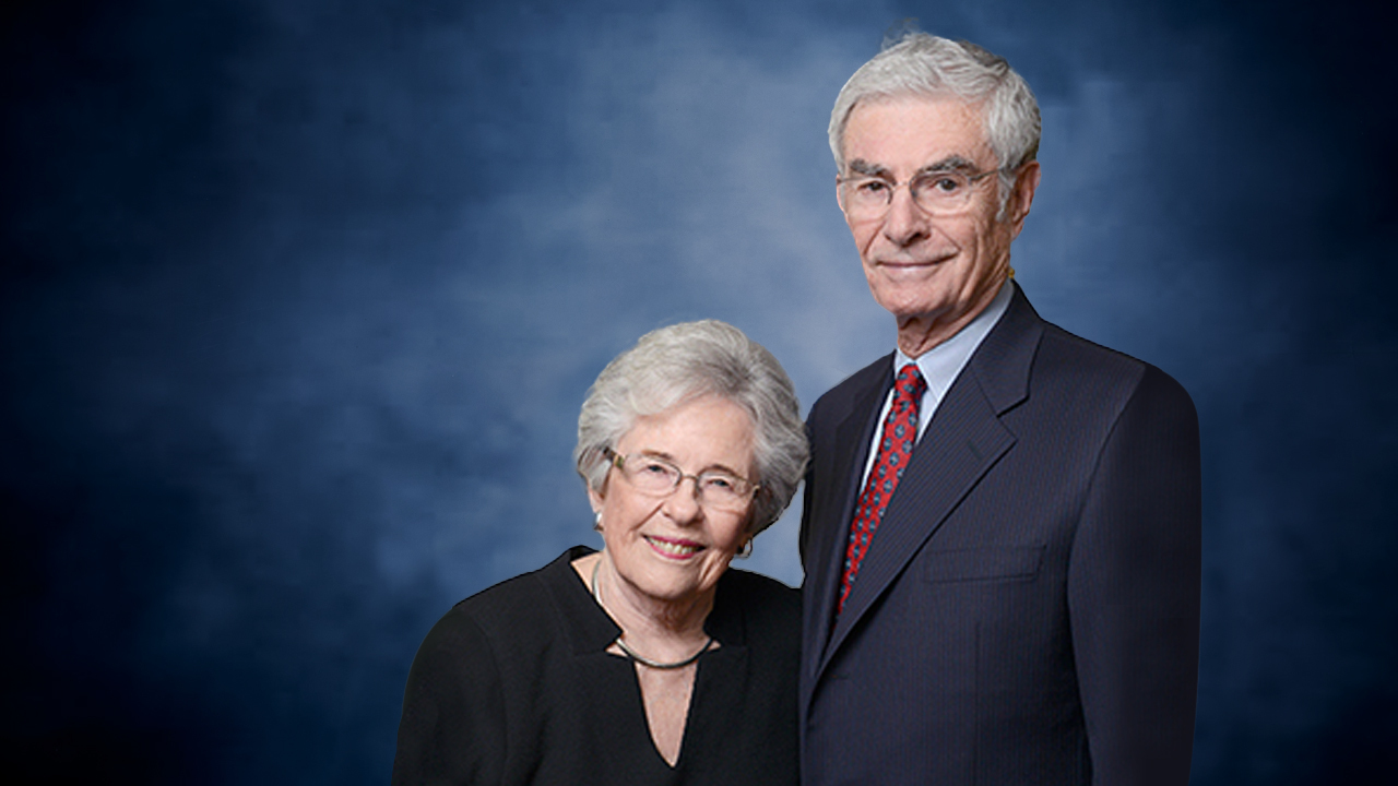 Jean and Tom Walter