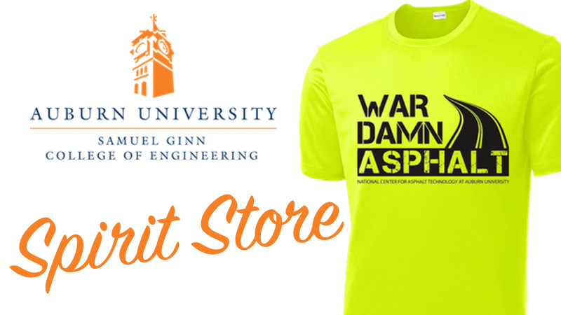 NCAT War Damn Asphalt Shirts Now Available