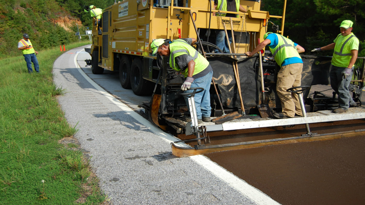Asphalt Pavement Preservation Workshop