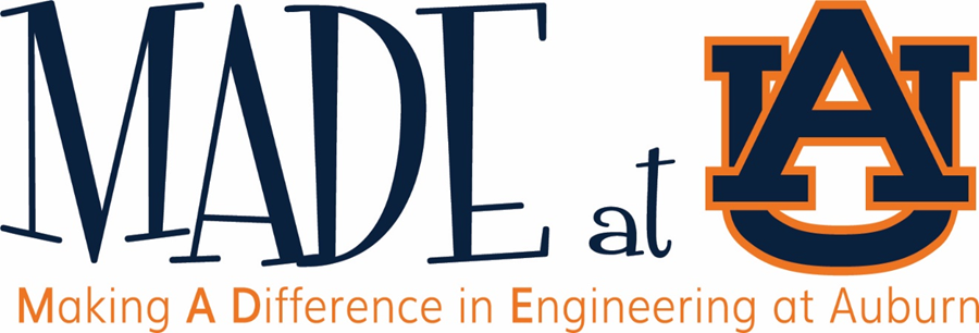 MADE Making a difference in Engineering at Auburn
