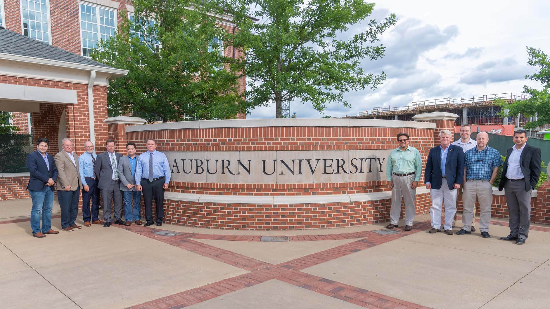A group of top additive manufacturing researchers gathered in Auburn to discuss the field's standardization and education methods.