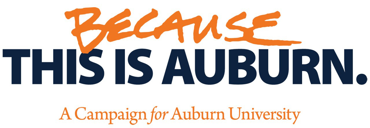 Because this is Auburn Logo