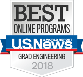 US News and World Report - Best Graduate Online Program