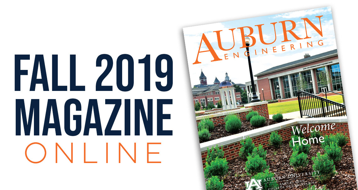 2019 Auburn Engineering Online Magazine