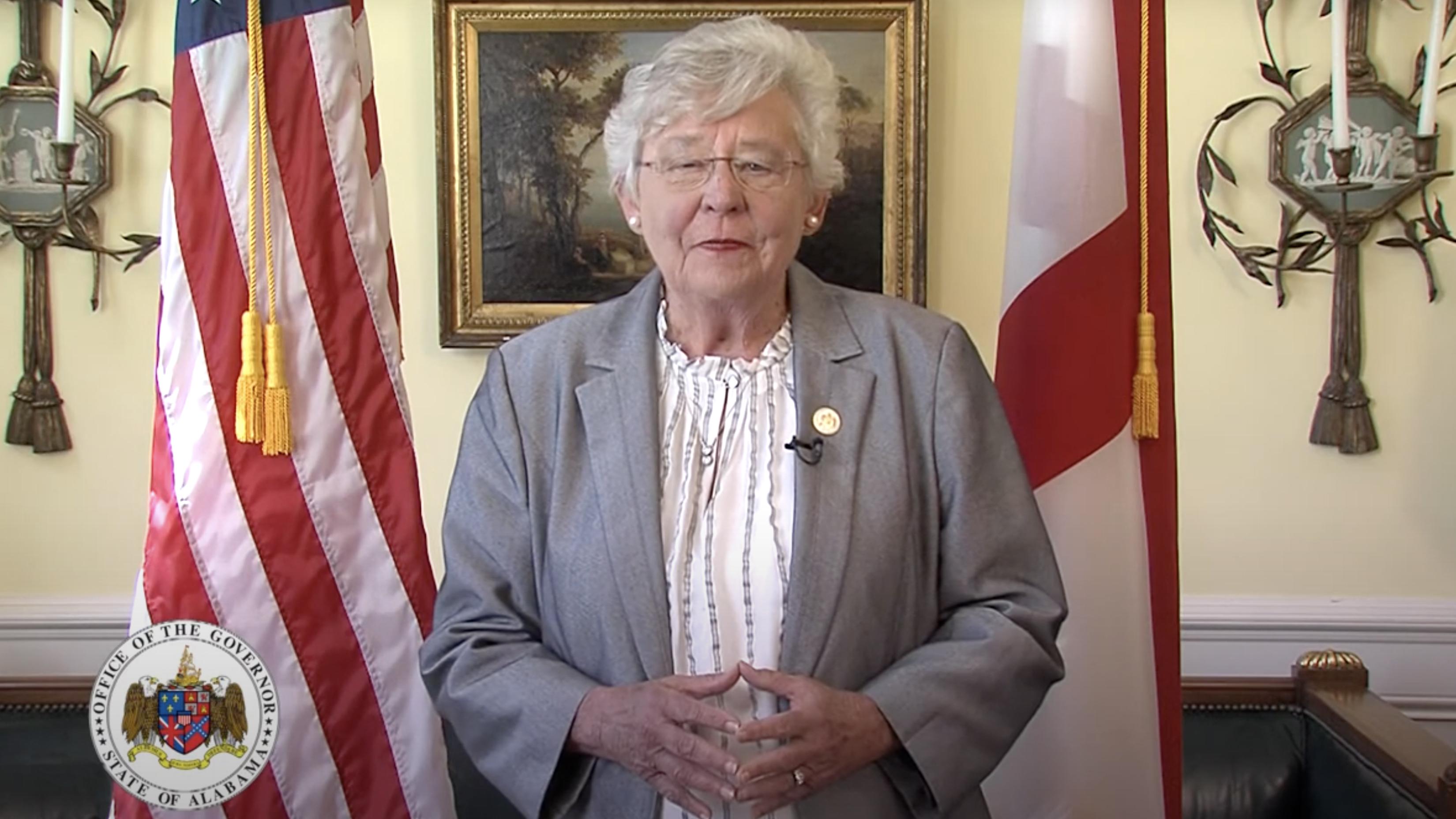 Alabama Gov. Kay Ivey
