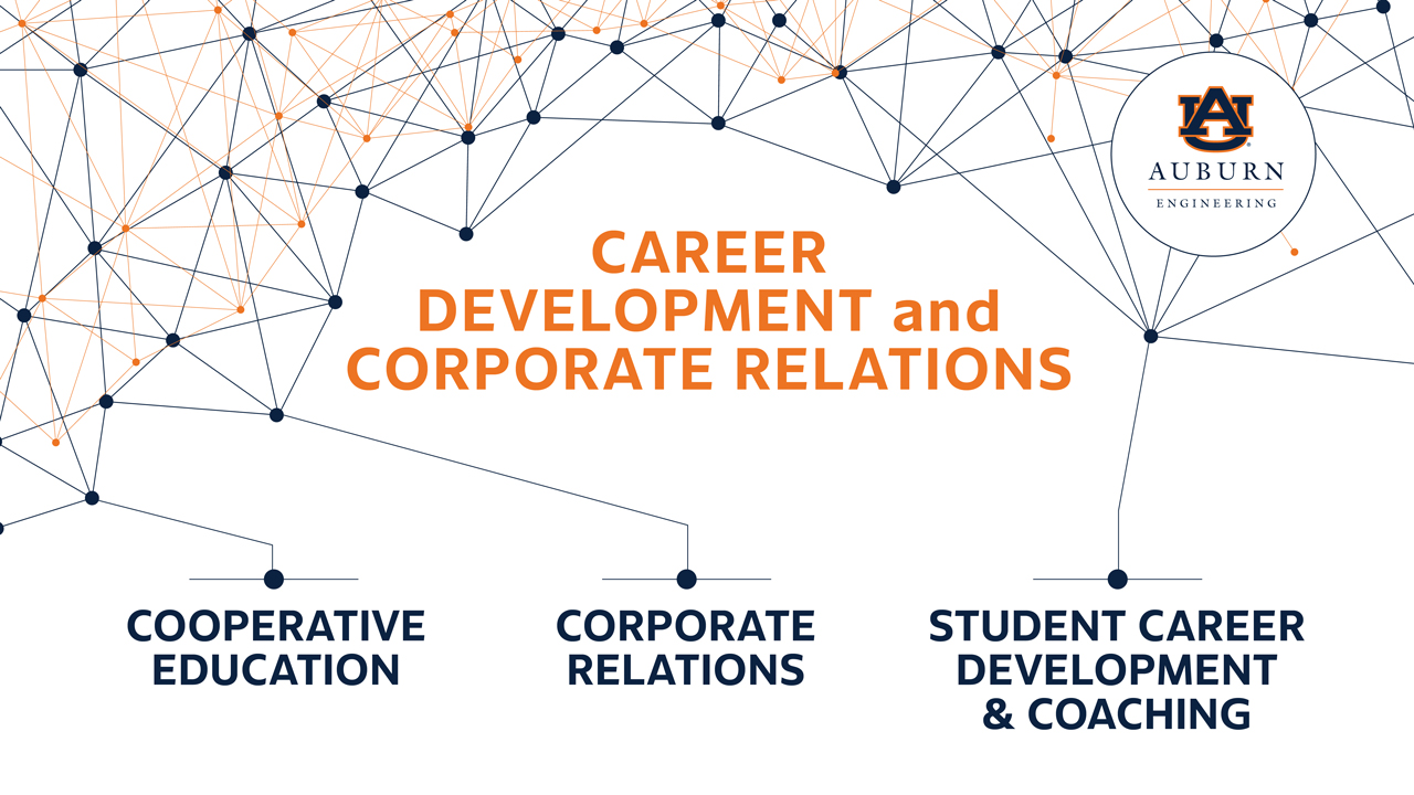The Auburn University Office of Cooperative Education has joined the Engineering Office of Career Development and Corporate Relations.