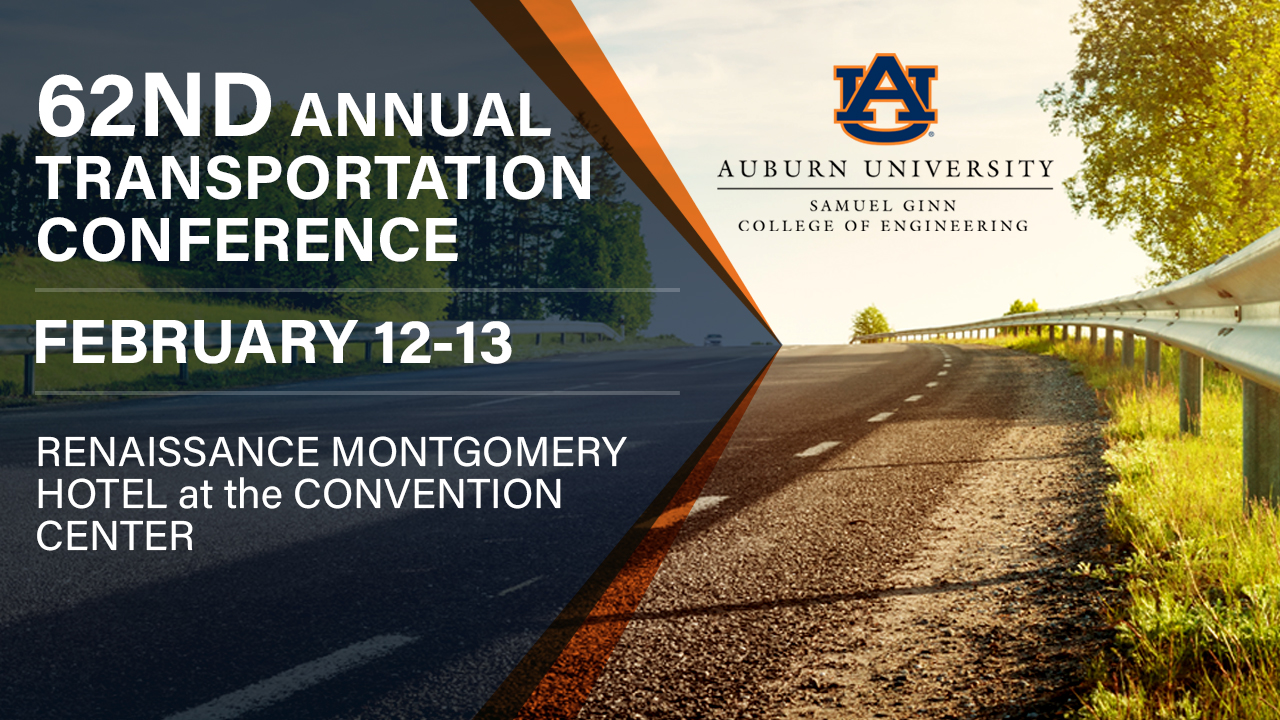 62nd Annual Alabama Transportation Conference