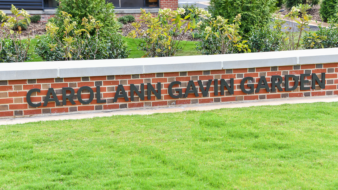 Carol Ann Gavin Garden