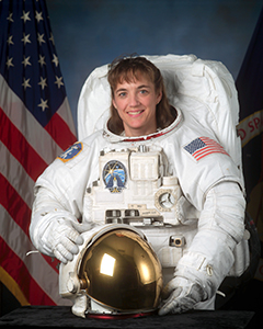 Heidemarie Stefanyshyn-Piper was a NASA astronaut from 1996 to 2009.