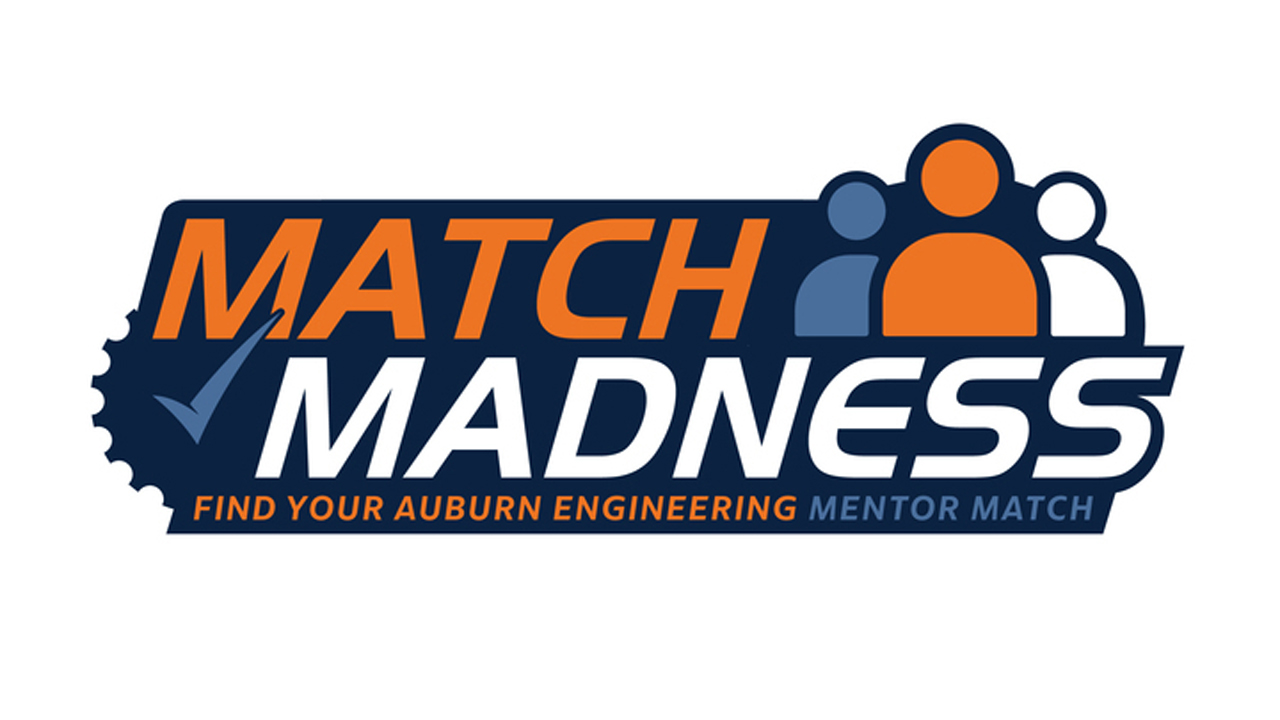 Engineering Student Services is hosting the inaugural Match Madness on Thursday, March 25 to encourage students to join the Mentor for the Moment mentoring program.