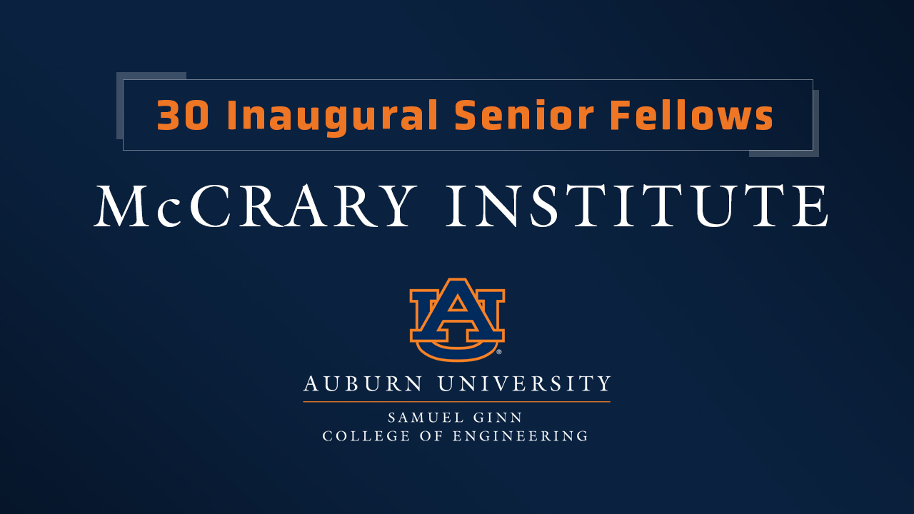 McCrary Institute Fellows