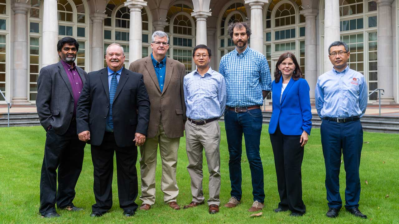 The interdisciplinary team evaluating multilayer plastics includes faculty from Auburn Engineering, the Auburn University School of Forestry and Wildlife Sciences and College of Agriculture, as well as Tuskegee University and Southern Union State Community College.