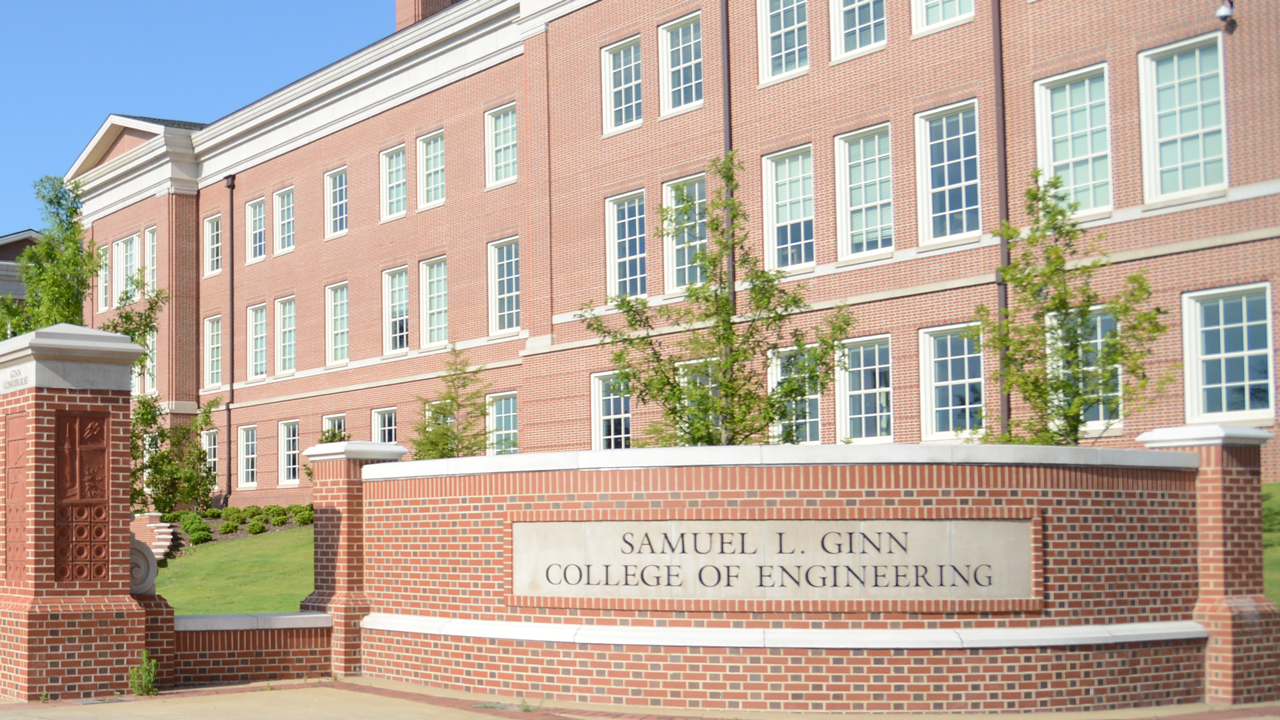 The Samuel Ginn College of Engineering recently honored outstanding departmental alumni in a virtual awards ceremony.