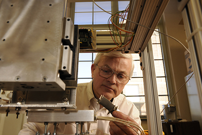 Tony Overfelt has been awarded a $1.5 million grant to study additive manufacturing.