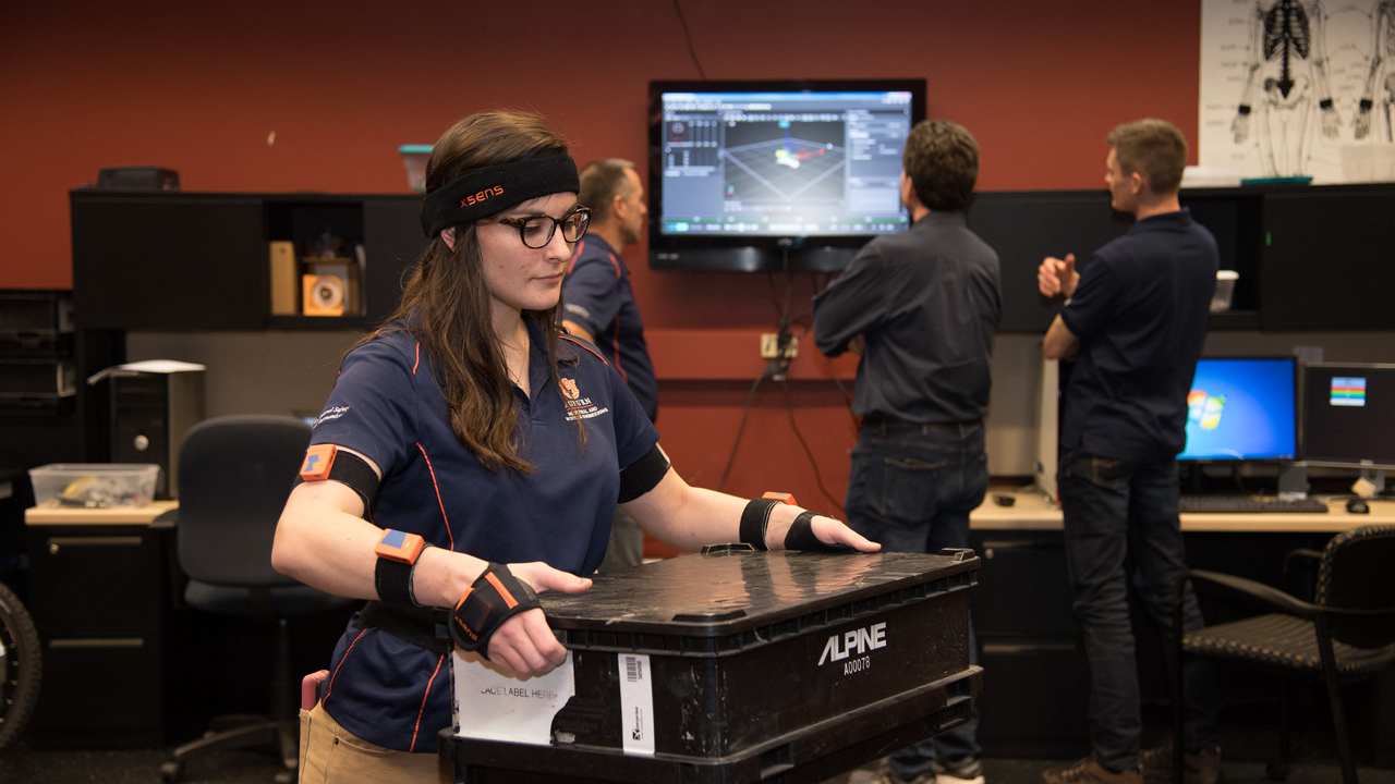 The Center for Occupational Safety, Ergonomics and Injury Prevention at Auburn University