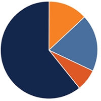 Student Fees Pie Chart