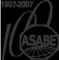 100 Years ASABE Logo