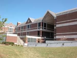 Charles E. Davis Aerospace Engineering Hall